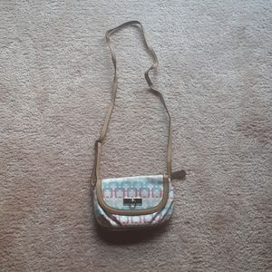 Barely used rosetti shoulder bag